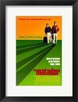 Framed Matador