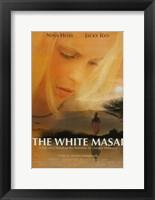 Framed White Masai