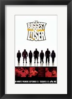 Framed Biggest Loser