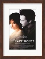Framed Lake House