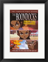 Framed Boondocks TV Show
