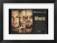 Framed Departed Horizontal