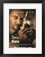 Framed Departed Jack Nicholson