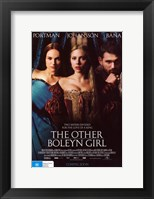 Framed Other Boleyn Girl