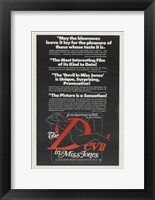 Framed Devil in Miss Jones - reviews