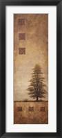 Chippewa Tree II Framed Print