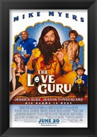 Framed Love Guru
