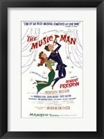 Framed (Broadway) Music Man