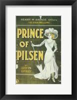 Framed (Broadway) Prince Of Pilsen