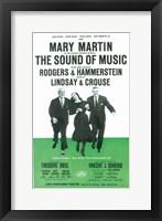 Framed (Broadway) Sound Of Music