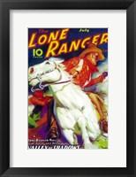 Framed (Pulp) Lone Ranger