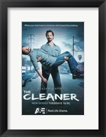 Framed (TV) Cleaner Benjamin Bratt
