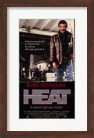 Framed Heat Nick Escalante