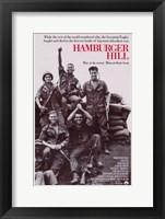 Framed Hamburger Hill
