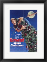 Framed Ernest Saves Christmas