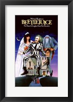 Framed Beetlejuice I