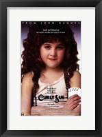 Framed Curly Sue