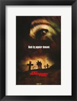 Framed Pet Sematary 2