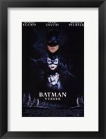 Framed Batman Returns Cast