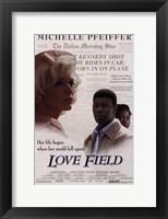 Framed Love Field