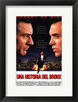 Framed Bronx Tale (Spanish)