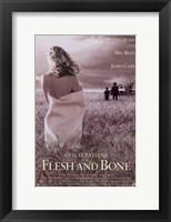 Framed Flesh and Bone