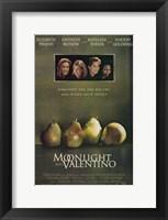 Framed Moonlight and Valentino