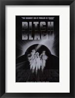 Framed Pitch Black Film
