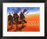 Framed Three Kings Movie