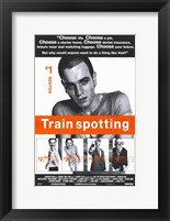 Framed Trainspotting - #1 Renton