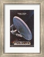 Framed Star Trek: The Motion Picture
