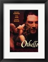 Framed Othello, c.1995 style b
