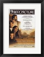 Framed Good Will Hunting Matt Damon