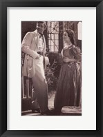 Framed Gone With The Wind - Clark Gable & Vivien Leigh Scene