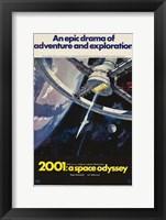 Framed 2001: A Space Odyssey An Epic Drama