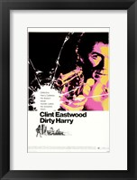 Framed Dirty Harry Shooting