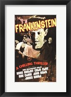 Framed Frankenstein