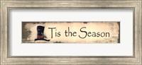 Framed Tis the Season