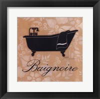 Framed Baignoire