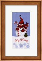 Framed Jolly Holidays