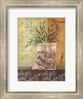 Framed Seagrass Splendor