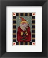 Framed O' Christmas Tree