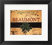 Chenin Blanc Framed Print