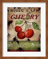 Framed Cherry