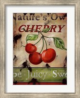 Framed Cherry
