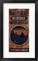 Framed Northshore Marina