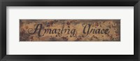 Framed Amazing Grace (small)