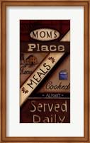 Framed Mom's Place