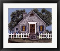 Framed Country Cottage
