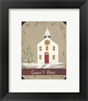 Framed Grace & Glory